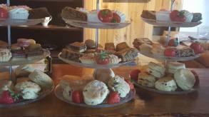 cafe tea party