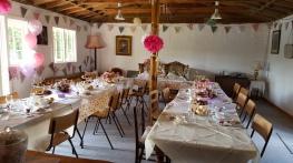 pavilion party